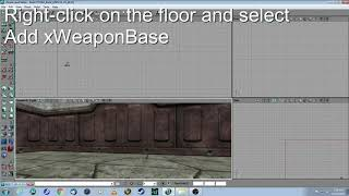 Unreal Editor 2.5 Tutorial - Building your first room for Unreal Tournament 2004