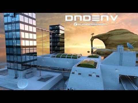 Drag & Drop Environments Blender Addon (new)