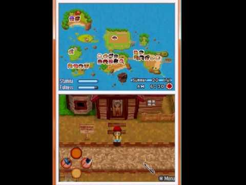 Harvest Moon: Sunshine Islands - Summer 20,21,22, Year 1 - Speed Much? [part 3/3]