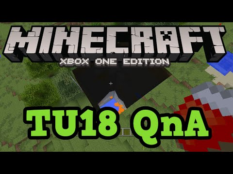 Minecraft Xbox (360 + One) TU18 QnA: Horses, Stained Glass and Beacons?