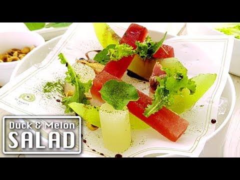 Duck & Melon Salad