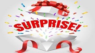 Surprise Gift, Doğum Günü Sürprizi