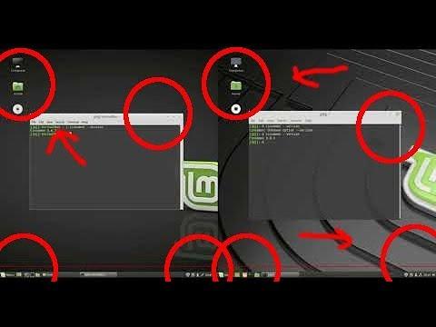 Linux Mint 19 vs 18.3 side-by-side comparison