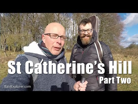 Walks in Hampshire: Exploring St Catherine's Hill Part Two