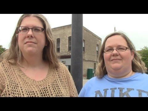 First same-sex couple legally marries in Hancock County