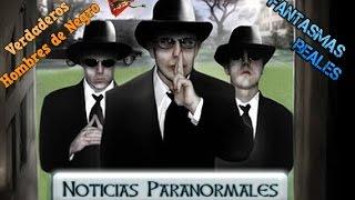 Verdaderos Hombres de negro y fantasmas reales | Noticias paranormales #1 / English sub