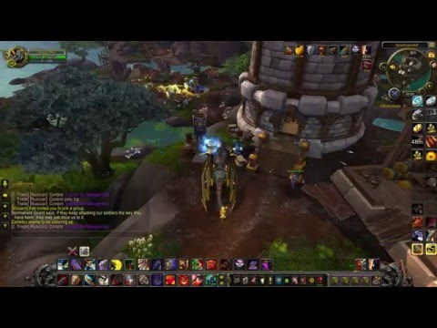 How to go from Ashran to Stormwind - World of Warcraft