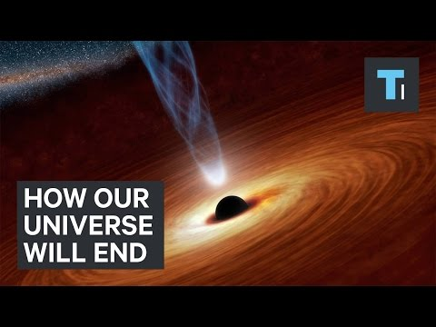 How Our Universe Will End: 'The Black Holes Will Eat Up Everything'