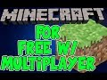HOW TO GET MINECRAFT FREE ON PC *OCTOBER 2017* *NEW* [MULTIPLAYER]