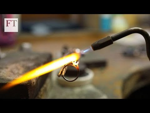 How to... make a diamond ring  | FT Life