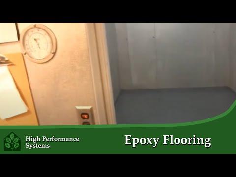 Freezer Flooring | Do you need freezer flooring or freezer floor repair?