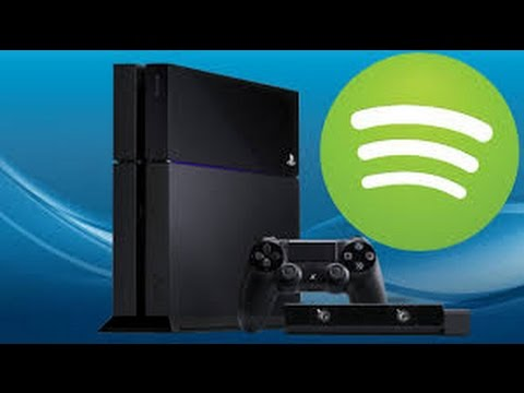 Spotify on PS4- No albums and lag! =(