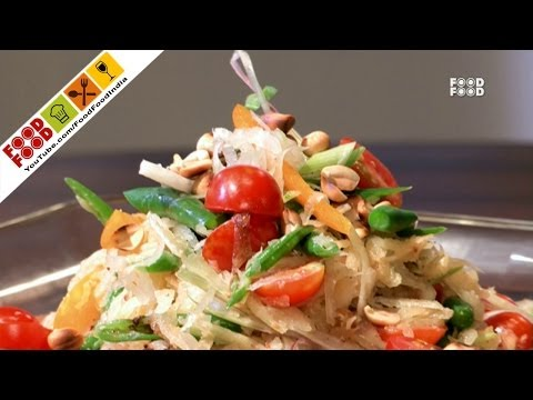 Som Tam Thai Salad | Food Food India - Fat To Fit | Healthy Recipes