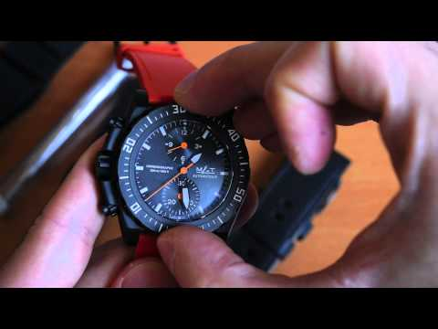 MAT Watches AG5CHL Watch Review | aBlogtoWatch