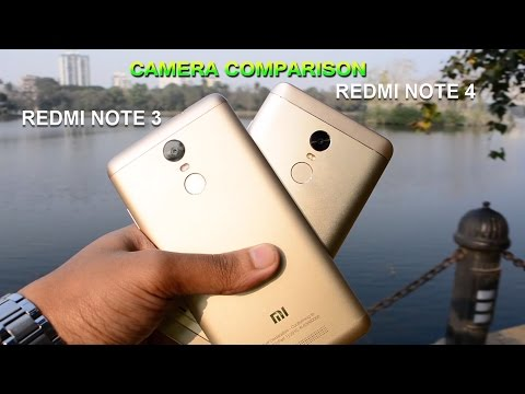 Redmi Note 4 vs Redmi Note 3 Camera Comparison