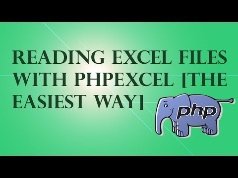 [PHP Tutorial] Read Excel File with PHP The Easiest Way to Read Excel Files Through PHP
