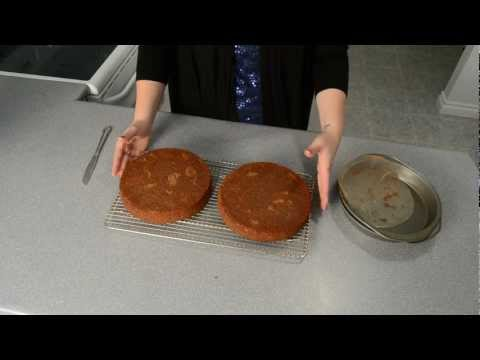 Easy Homemade Chocolate Cake from Scratch by Cookies Cupcakes and Cardio