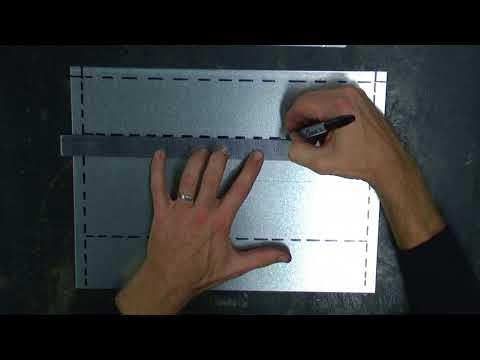 Toolbox Base Layout on Metal