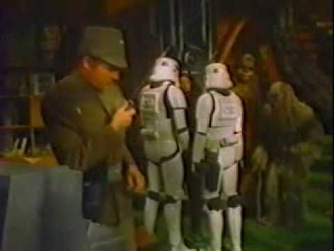 The Star Wars Holiday Special With The Original 1978 Commercials (FULL MOVIE)