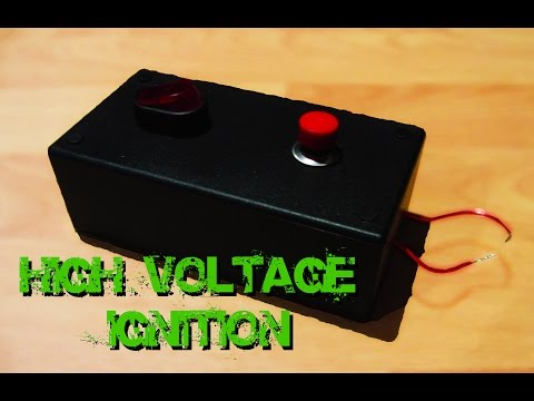How To: Make a $10 400kV Ignition Circuit
