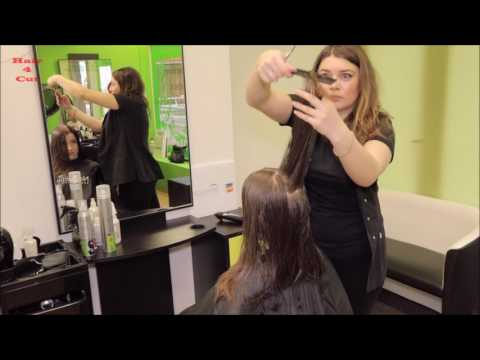 2017-19 Katerina preview - very long hair cut to long bob