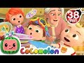 Helping Song More Nursery Rhymes amp Kids Songs CoCoMelon