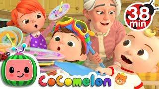 Helping Song + More Nursery Rhymes & Kids Songs - CoCoMelon