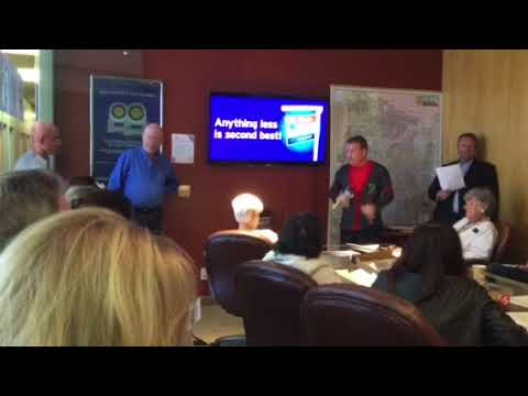 RE/MAX Office meeting - 12/12/17 - 15-30 min