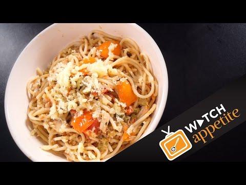 Spicy Tuna Pasta