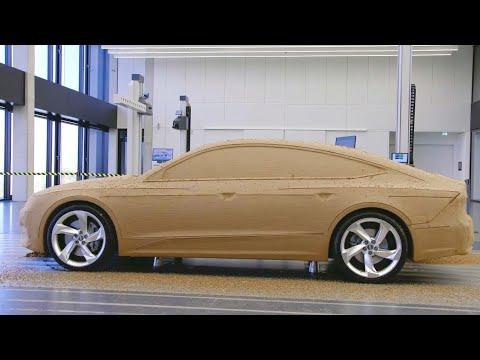2018 Audi A7 Sportback – CLAY MODEL