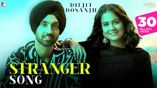 Stranger Song | Diljit Dosanjh | Simar Kaur | Alfaaz | Official Music Video | New Punjabi Song 2020