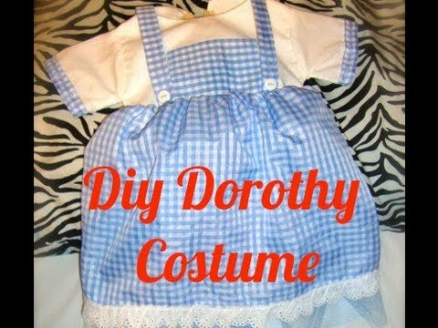 Diy Dorothy Costume, Spookbook inspired by Macbarbie07