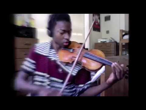 B.o.B - Airplanes (Violin Cover by Eric Stanley)