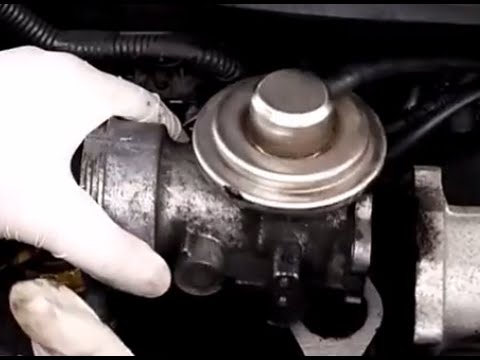 VW / Audi / Seat / Skoda 1.9tdi EGR Valve Remove & Clean