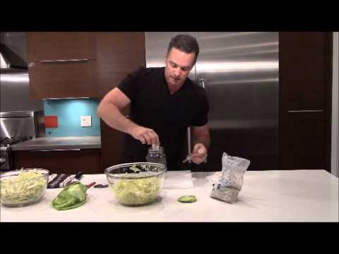 Fermented Foods: Easy DIY Sauerkraut - In the Kitchen with Dr. Brent