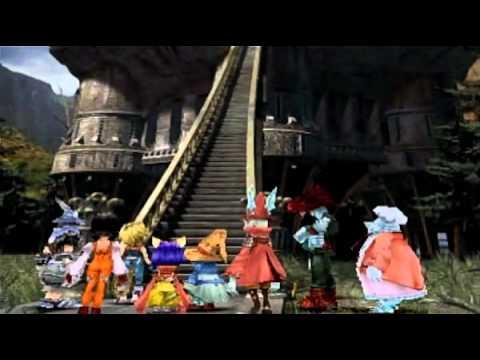 Final Fantasy IX PS3 Excalibur II Part 53