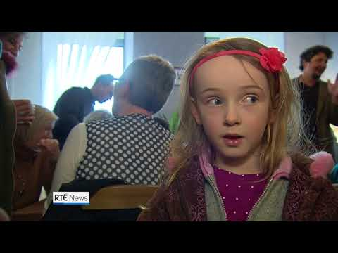 Mother Tongues Festival featured on RTE News