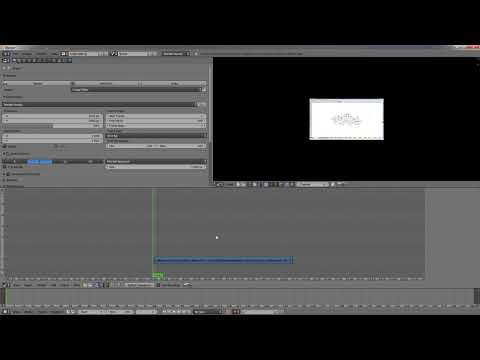 How to Replace Audio Track of Your Video for Free - Blender Tutorial (Video Editing)