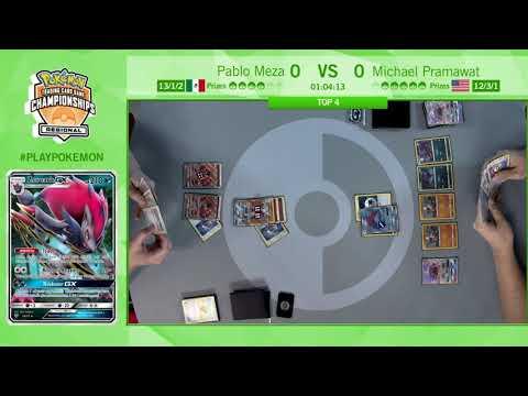 2017 Pokémon Memphis Regional Championships: TCG Masters Top 4