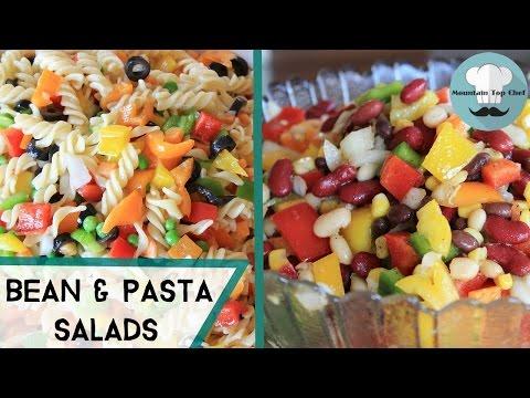 1 Bean & 1 Pasta Salad | MTC