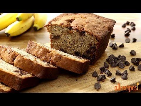 How to Make Banana Chocolate Chip Bread | Brunch Recipes | Allrecipes.com