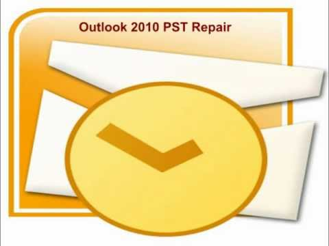 Outlook 2010 PST Repair - Outlook Express PST