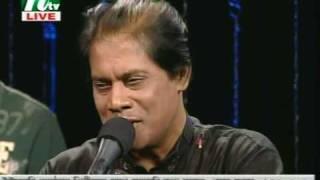 Ami Ekta Zinda Laash - Bari siddique (Live version)