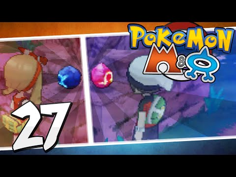Pokémon Omega Ruby and Alpha Sapphire - Episode 27 | Mt. Pyre: The Red and Blue Orb!