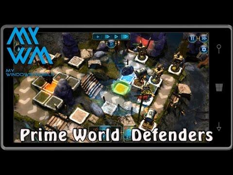 Prime World  Defenders - GamePlay