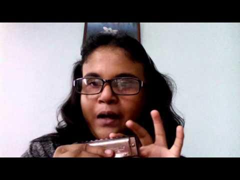 Bangla harmonica lesson (part-1)