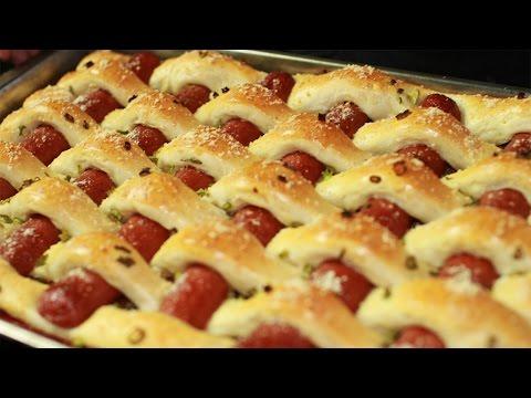 Braided Sausage Rolls Recipe