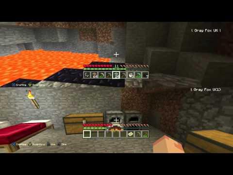 Minecraft: Xbox One [Floating Block]
