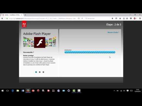 [TUTO] Installer Flash Player Rapdiement en 2016