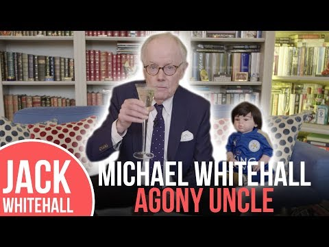 Michael Whitehall Answers YOUR Tweets | Agony Uncle